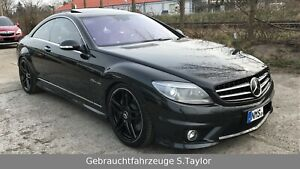 Mercedes-Benz CL - Coupe CL 65 AMG
