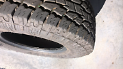 Toyo A/T 255/70R15 (2 tyres basically brand new) Chermside Brisbane North East Preview