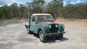 Series 11A Land Rover LWB Ute now URGENT SALE Maryborough Fraser Coast Preview