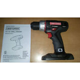 "*NEW* CRAFTSMAN C3 19.2v VOLT LITHIUM-ION COMPACT 1/2"" CORDLESS DRILL 5275.1"
