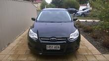 2011 Black LW Ford Focus Hatchback Clearview Port Adelaide Area Preview