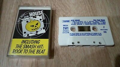 (C0) K7 Cassette Audio - ACID HOUSE New Beat