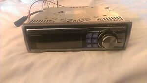 ALPINE CD DECK $170.00 OBO