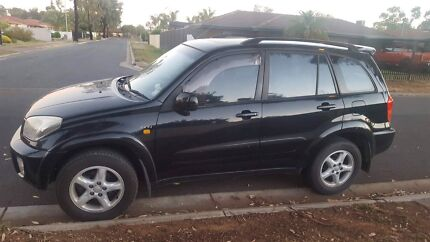 Rav 4 Cruiser - Manual 2002