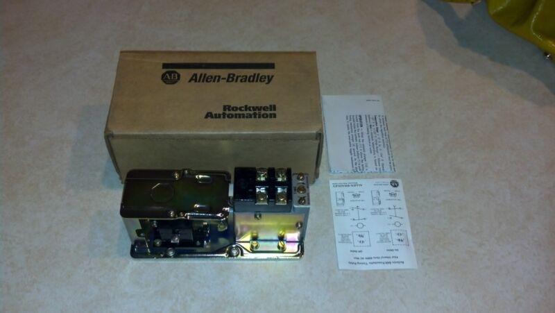 Allen Bradley 849-Z0D32 Pneumatic Timing Relay