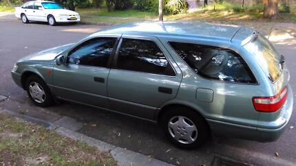 2000 Toyota Camry Wagon Daceyville Botany Bay Area Preview