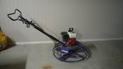 """34"""" Blue Line Troweling Machine Warwick Southern Downs Preview"""