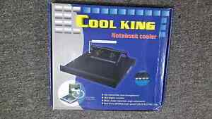 Cool king notebook cooler Brand NEW Doonside Blacktown Area Preview