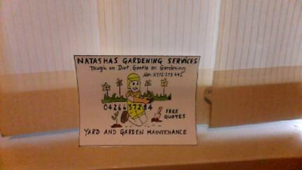 NATASHAS GARDENING SERVICES. Spring Special Cranbourne North Casey Area Preview