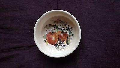 JAM DISH - Apple design Runtons Pottery Pickering