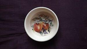 PLATO-De-Mermelada-Diseno-De-Apple-runtons-Ceramica-Pickering