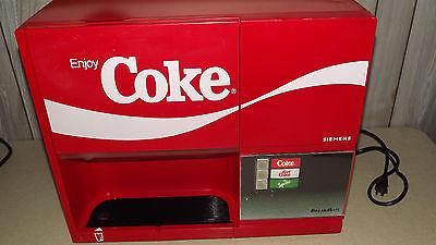 Vintage Coca Cola Breakmate Soda Dispenser Rare Collectible See Photos Siemens