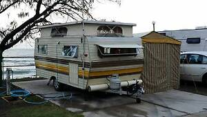 1980's Millard Series 80 Pop Top Caravan 15.5ft Cleveland Redland Area Preview