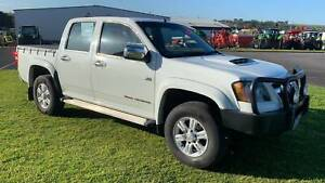 2011 Holden Colorado LT-R Automatic Ute Warrnambool Warrnambool City Preview