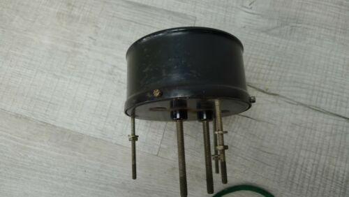 Vintage Westinghouse Direct current Volt Gauge Meter  Steampunk