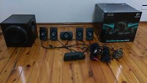 Excellent Condition Logitech Z906 5.1 Speakers For Sale Wiley Park Canterbury Area Preview