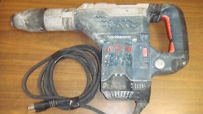 Bosch 11264evs 1-58 In. Sds-max Rotary Demolition Hammer Drill Nr