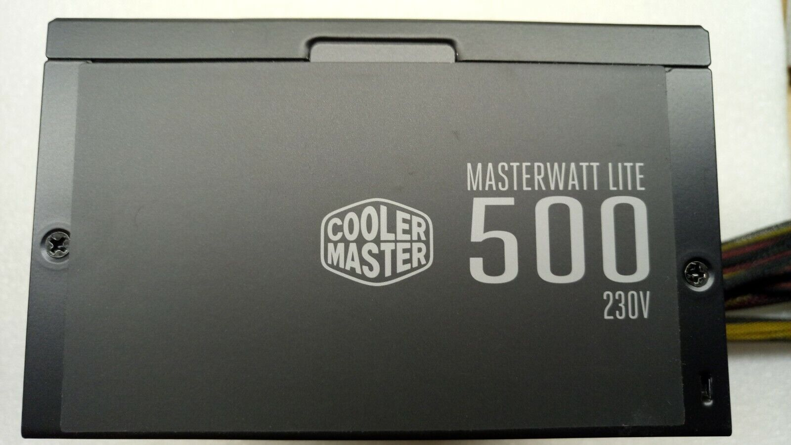 ✅alimentation pc atx cooler master mpx-5001-acabw 500watts
