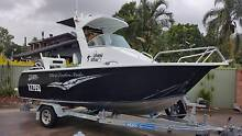 2015 TABS 5600 Southern Raider Centre Cabin Hard Top plate boat Nerang Gold Coast West Preview