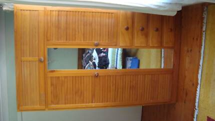 Pine Wardrobe North Narrabeen Pittwater Area Preview