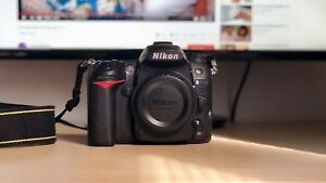 Nikon D7000 DSLR Camera Body Only