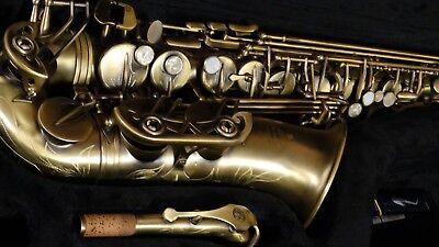 Buffet Crampon 400 Series  Alto Saxophone