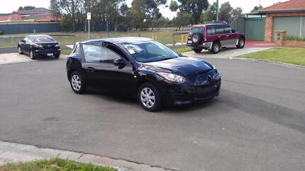 2011 Mazda Mazda3 Hatchback Repairable writeoff Taylors Lakes Brimbank Area Preview