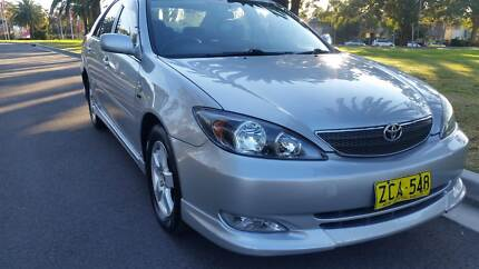 2003 Toyota Camry Sedan SPORTIVO Auto4Cyl(QUICK SALE)5months rego Auburn Auburn Area Preview