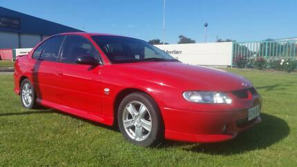 COMMODORE 2001 SUPERCHARGED VX S PACK $3990