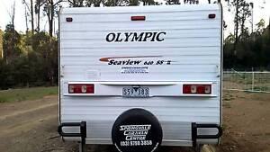 Olympic Seaview Caravan Kinglake Murrindindi Area Preview