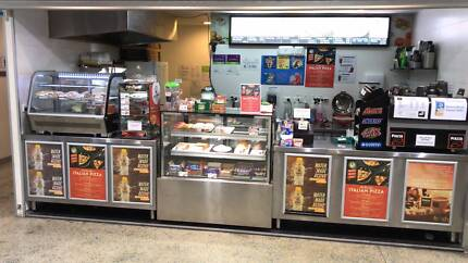 Kiosk/Cafe In Sports and Aquatic Centre, Seven Hills, NSW