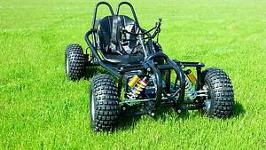 NEW RELEASE ✩ 270cc Race Go kart ✩ Automatic off road buggy ✩ XXL