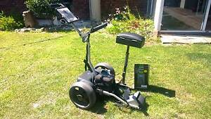 Electric Golf Buggy Prospect Vale Meander Valley Preview