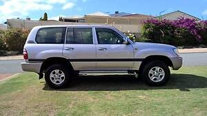 2005 Toyota LandCruiser Wagon Ocean Reef Joondalup Area Preview