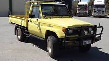 1986 Toyota LandCruiser Ute Albany Albany Area Preview