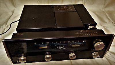 Vintage McIntosh MR 77 FM Tuner radio receiver