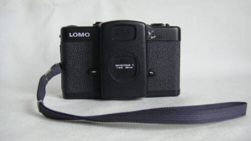 lomography lomo lc-a compact point n shoot photo camera