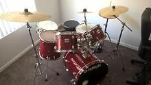 Yamaha drum kit Paiste cymbals and accessories Baldivis Rockingham Area Preview