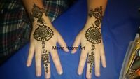 Karwa chauth-Mayra Heena Art(book your appointments)