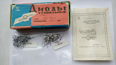 50pcs. X Ai301g 301 Tunnel Diode Military Ussr