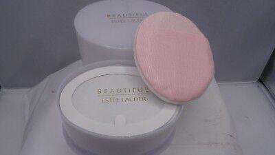 Beautiful By Estee Lauder Women Perfumed Body Powder 3.5 oz New