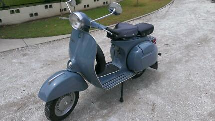 1974 Vespa Sprint 150cc 4 speed restored scooter motorcycle Gawler South Gawler Area Preview