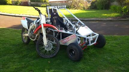 PRICE DROP - CRF450cc & Buggy 660cc for sale Devonport Devonport Area Preview