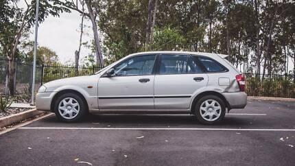 1998 Mazda 323 Hatchback