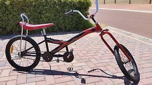 Make an offer Custom dragster chopper bike, one of a kind! Heathridge Joondalup Area Preview