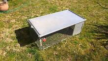 RABBIT GUINEAPIG SMALL ANIMAL HUTCH CAGE Blackheath Blue Mountains Preview