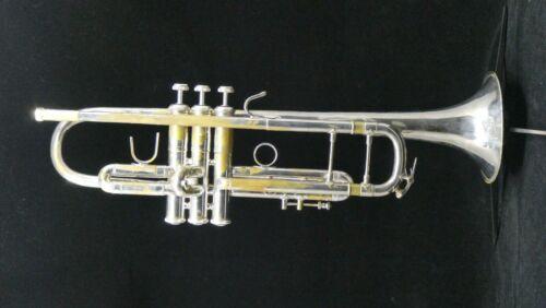 ACB Blowout Sale! Bargain Bach Stradivarius 37 Bb Trumpet in Silver Plate!