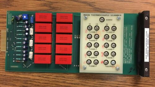 Keithley 7057A Thermocouple Scanner Board