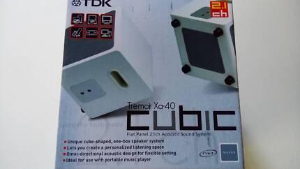 TDK Cubic Speaker Xa40 Westmead Parramatta Area Preview