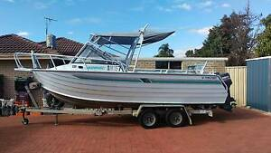 TRAILCRAFT CUSTOM FISHING BOAT Noranda Bayswater Area Preview